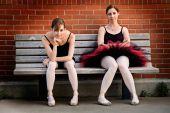 Bored Ballerinas