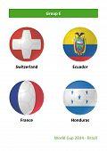 World Cup - E