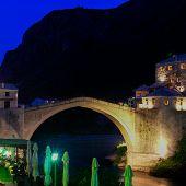 Mostar Bridge - Mostar, Bosnia and Herzegovina