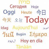 Today, languages