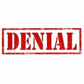 Denial-stamp