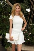 LOS ANGELES - MAY 7:  Brandi Glanville at the Associates for Breast and Prostate Cancer Studies Moth