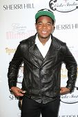 LOS ANGELES - APR 27:  Dexter Darden at the Ryan Newman's Glitz and Glam Sweet 16 birthday party at