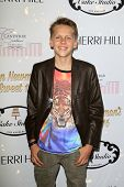 LOS ANGELES - APR 27:  Jacob Bertrand at the Ryan Newman's Glitz and Glam Sweet 16 birthday party at
