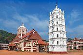 Hindu Temple In Ponda,