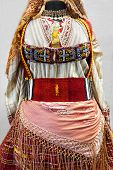 Balkan Folk Costume