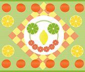 Happy citruses