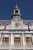 Architecture of Valparaiso