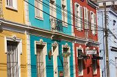 Colourful Valparaiso