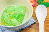 Thai Dessert  (sago)