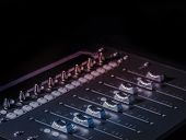 Studio digital sound board