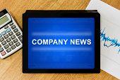 Company News Word On Digital Tablet