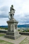 Robert The Bruce Statue - Scotland, Stirling