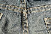 Jeans Back Pocket