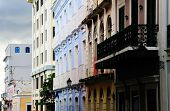Verandas In Old San Juan