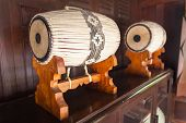 Ancient Thai Drum