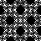 Design Seamless Diamond Grid Pattern