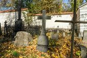 200-year-old Cemetery