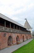 The Walls Of The Kazan Kremlin