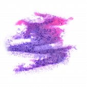 picture of insults  - Abstract watercolor background purple - JPG