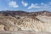 image of arid  - Death valley an arid landscape - JPG
