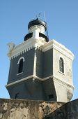 El Morro lookout tower