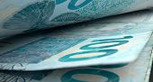 stock photo of brazilian money  - A macro close - JPG