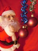 Santa Toy poster