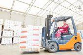 picture of pallet  - warehousing - JPG