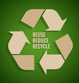 picture of reduce  - Ecology concept - JPG