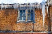 Windows Beneath Icicles
