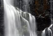Closeup of Waterfall in the Grampians National Park