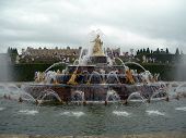 Fountain In Versailles