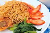 Oriental Spicy Dry Noodles poster