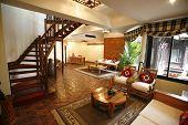 luxury suite room in hotel