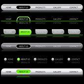 Website Navigation Templates