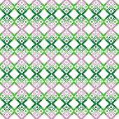 Slavic ornament pattern - raster version