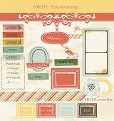 Vintage Design Elements (3)