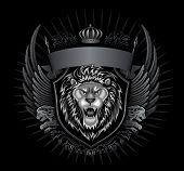 Wild Lion Insignia