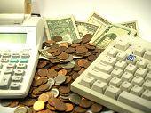 Calculator Keyboard  Money