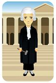 Profession series: Lady Justice - Visit our gallery for more professions.
