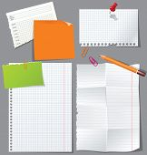 office paper collection