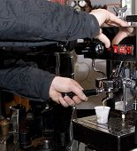 The Automatic Device Of Manufacturing Of Coffee