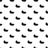 Shells From Egg Pattern. Simple Illustration Of Shells From Egg Pattern For Web poster