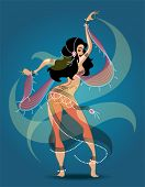The Belly-Dancer