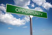 Oportunity Concept