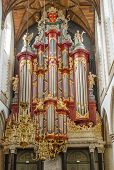 image of pipe organ  - Church organ - JPG
