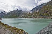 Mattmark Lake