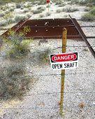 Open Shaft Hazard