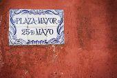 Cartel de la Plaza
